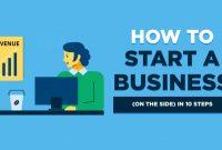 10 قدم برای شروع یک تجارت کوچک در سال 2021